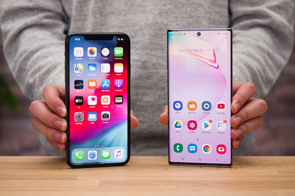 which-phone-is-best-apple-iphone-11-pro-max-or-samsung-galaxy-note-10-plus