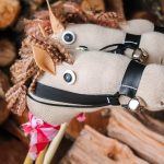 DIY Stick Horse from a Sock Tutorial